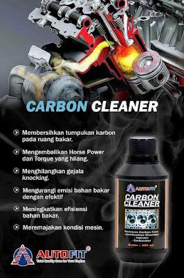 karbon cleaner mobil