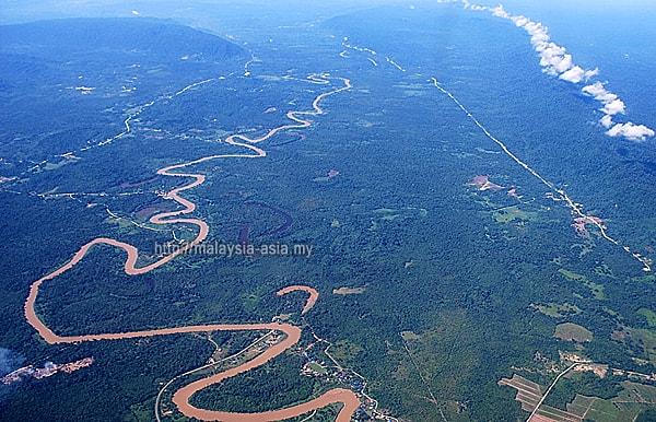 Aerial View Bakelalan