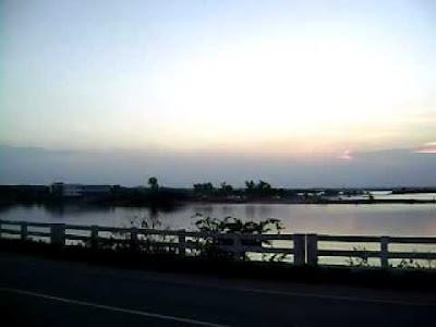 Shamirpet Lake in Hyderabad District in Telangana