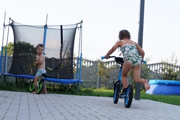 rowerek biegowy i hulajnoga extreme milly mally