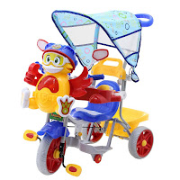 family f823mt maskot pesawat tricycle