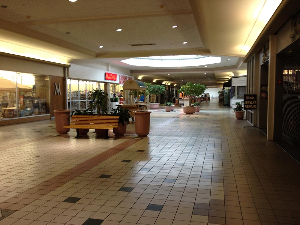 Sky City Retail History Fairfield Commons Mall Eastgate