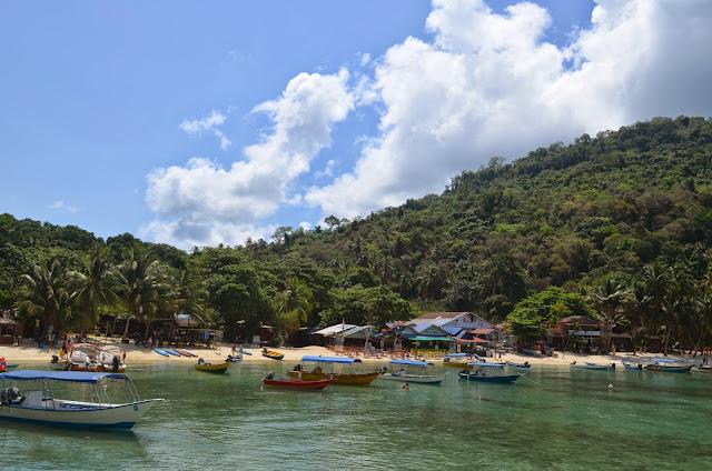 Keindahan Pulau Perhentian