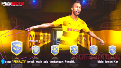 Download Game PES Jogress v2 Evolution 2018 ISO CSO Kompress Update Patch Mod Texture/Savedata For Android PPSSPP Versi Terbaru