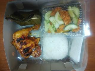 paket nasi box  daerah serpong