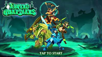 لعبة Legend Guardians مهكرة للأندرويد [Mega Mod]