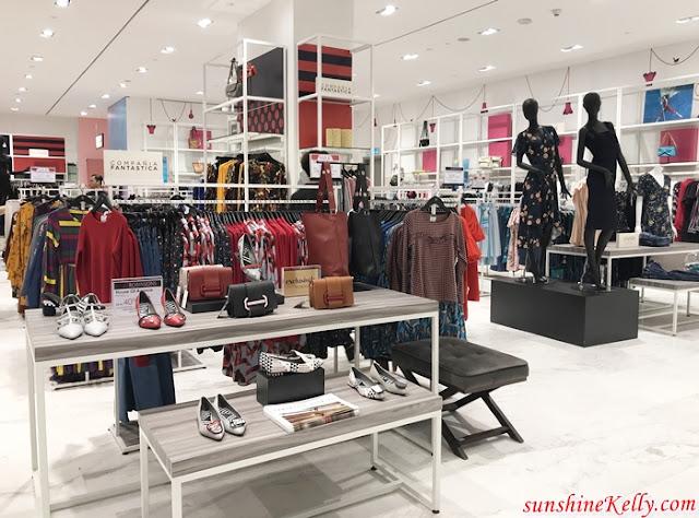 Robinsons Kuala Lumpur, Shoppes at Four Seasons Place, Grand Launch, Lifestyle, Shopping, Dayang Nurfaizah, #CurateYourWonderful, Al-Futtaim Group,