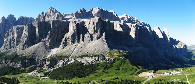 Montanhas Dolomitas – Itália
