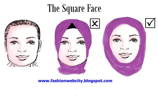 Tips Styling Hijab Sesuai 5 Bentuk Wajah Womantalk