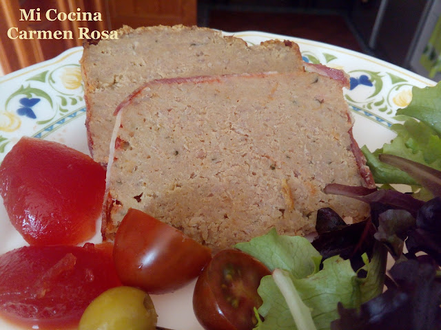 Meatloaf (pastel De Carne Estadounidense)