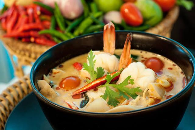 Makanan Terenak di Dunia tom yum goong