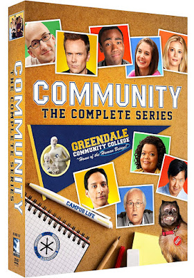 Community The Complete Series Dvd