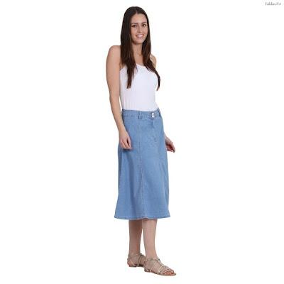 Faldas Abajo de la Rodilla