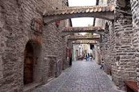 Passage Sainte Catherine de Tallinn