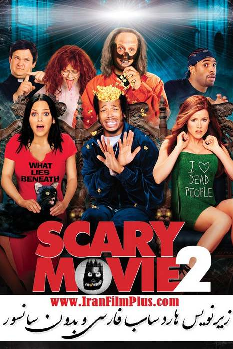 فیلم ترسناک 2 (2001) Scary Movie 2