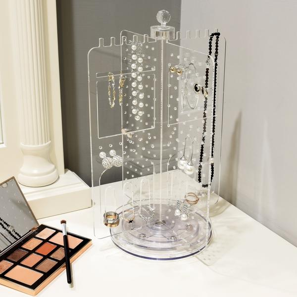 Use the new combination displays for your jewelry display shop.