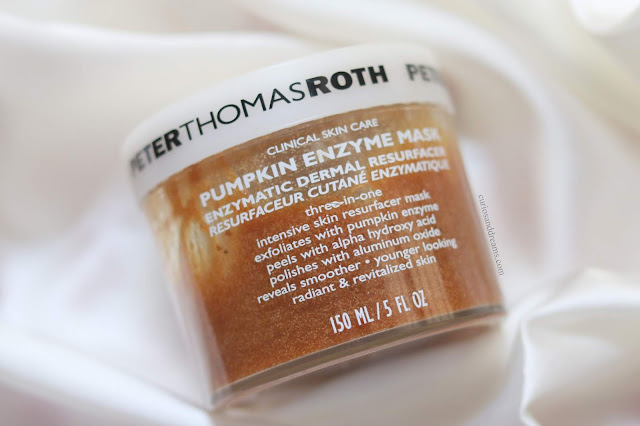 Peter Thomas Roth Pumpkin Enzyme Mask review, Peter Thomas Roth Pumpkin Enzyme Mask india