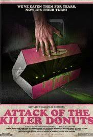 Attack Of The Killer Donuts (2016) BluRay 720p 850MB [Hindi DD 2.0 - English] mkv