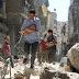 Τουλάχιστον 30.000 άμαχοι εγκαταλείπουν το Χαλέπι
