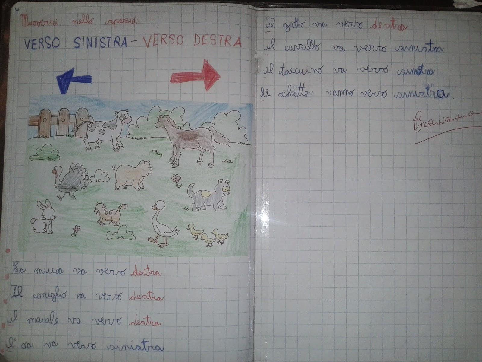 Top LA MAESTRA MARIA TI SALUTA: Quaderno di geografia classe 2^ a.s.  IQ26