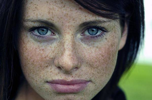 Wondorblogspotcom Pretty Girls With Freckles On Face -3248