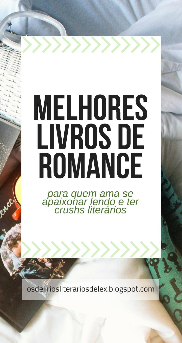 livros de romance dicas