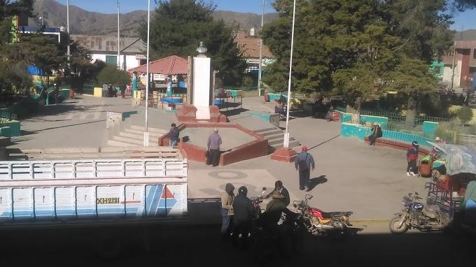 Taraco: municipio paceño (Bolivia)