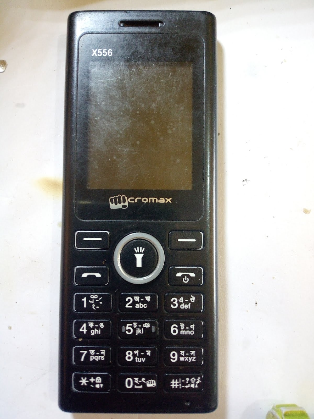 micromax X556 6531A Firmware 100% Tested