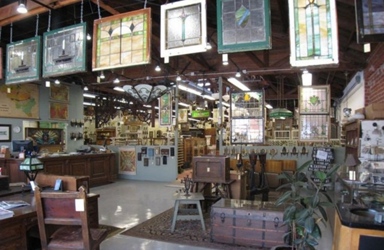 Vintage Feed Shack: Top 10 Architectural Salvage Yards For