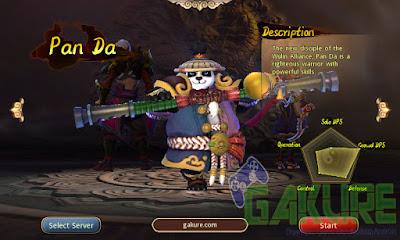 Game Thaichi panda heroes apk full version mod gratis