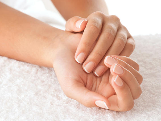 Younger Looking Manicure Hands Tips