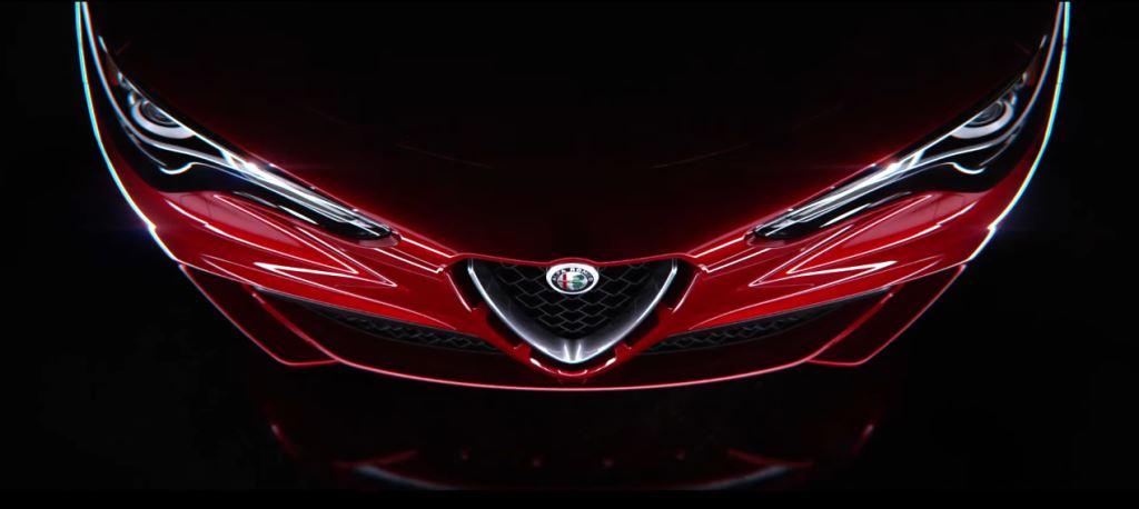 Alfa Romeo Stelvio svelto a Los Angeles 2016: caratteristiche