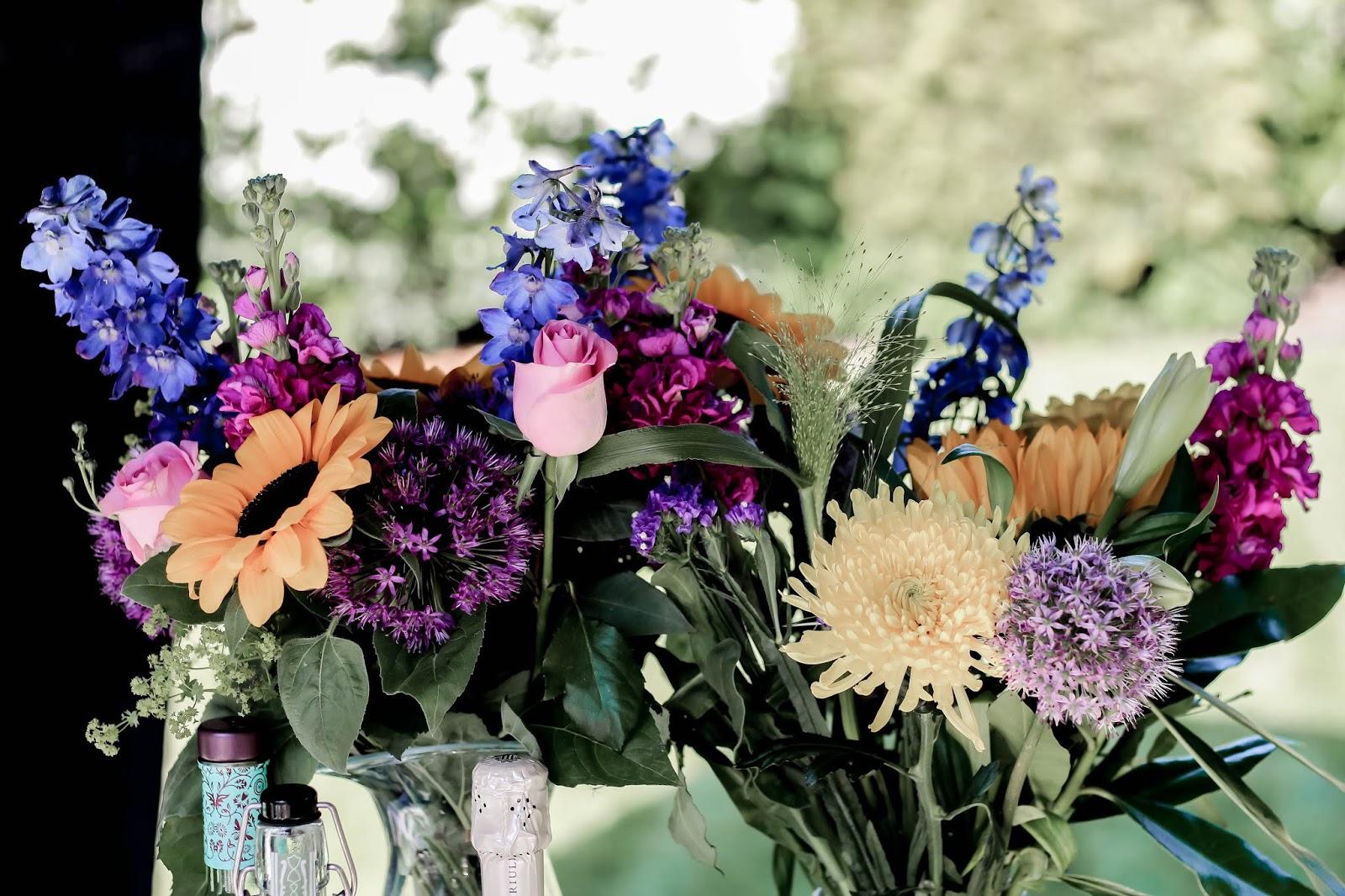 M&S Chelsea Flower Show Blooms Bouquets