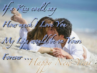 happy new year to gf