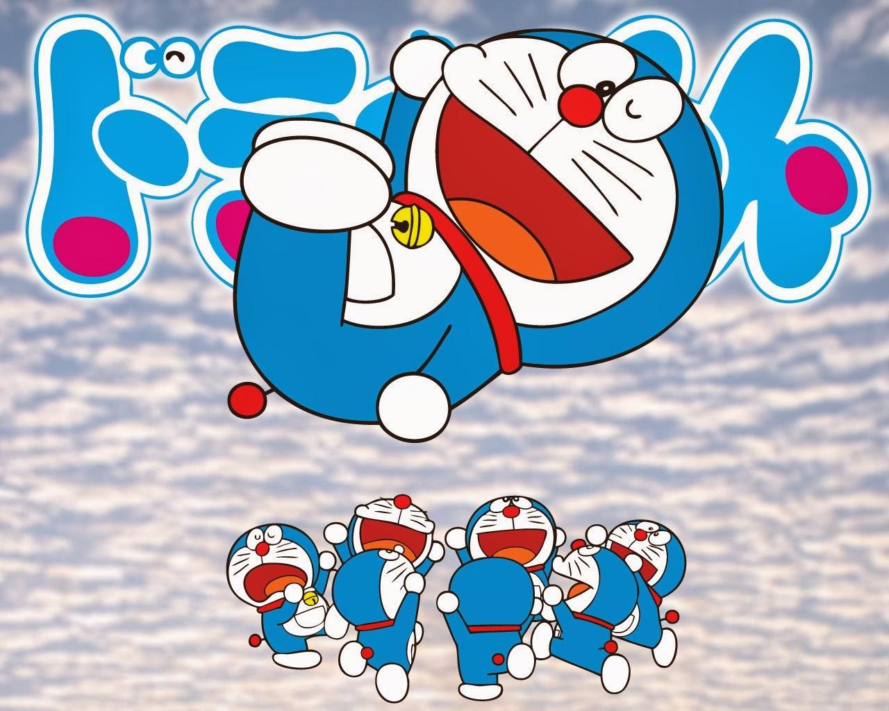 Acah Ucuh Akhir Dari Cerita Doraemon
