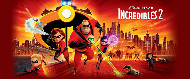 """Incredibles 2"" fandango"