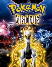Pelicula 1-Temporada 12-Pokémon-Arceus Y La Joya De La Vida-latino