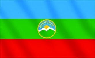Флаг Карачая