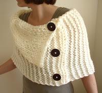 Modelos de chales de trico