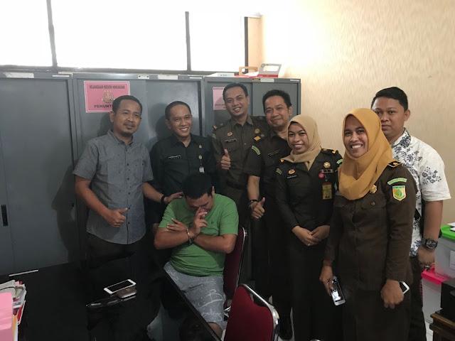 Tim Intel Kejari Makassar Bekuk DPO Terduga Korupsi Dana Revitalisasi