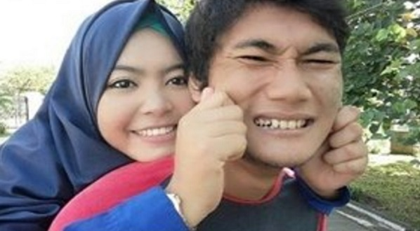 Akibat Lamaran Ditolak, Gadis Bertudung Diheret Kekasih Masuk Dalam Bilik Dan Dikunci