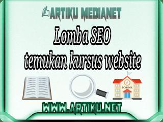 Lomba blog, kontes seo, kursus website, desain web, terbaik