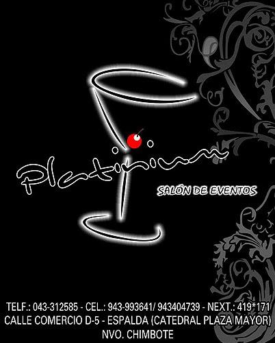 Platinium – Salón de Eventos