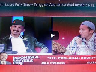 Bantahan untuk Felix Siauw yang Klaim Bendera HTI adalah Bendera Rasulullah