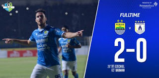 Persib vs Persipura 2-0 Video Gol & Highlights