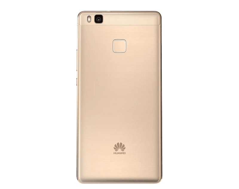 Huawei P9 Lite look at the back