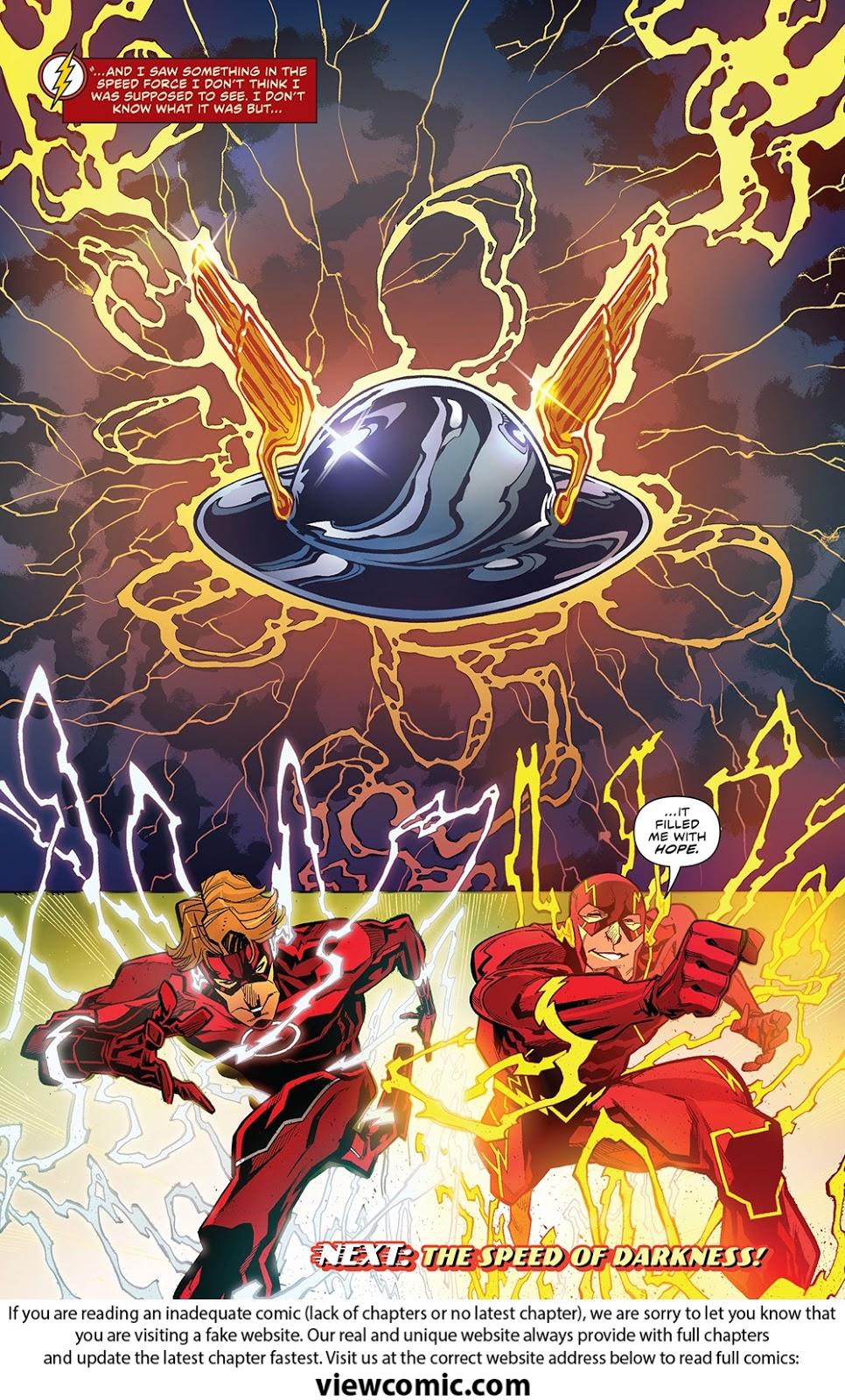 the flash comics free