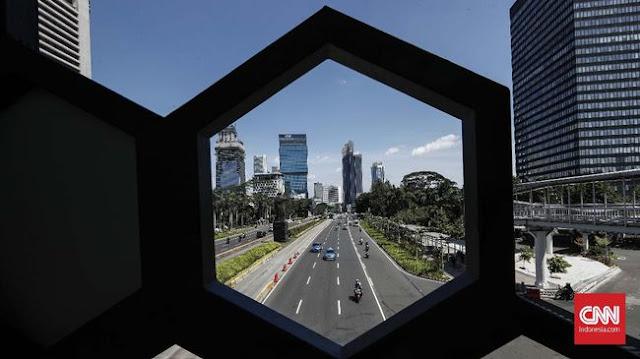 Indonesia Butuh 17 Tahun Lagi Jadi Negara Maju