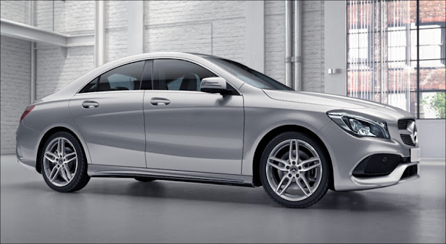 Mercedes CLA 250 4MATIC 2019 được thiết thế theo phong cách thể thao, mạnh mẽ