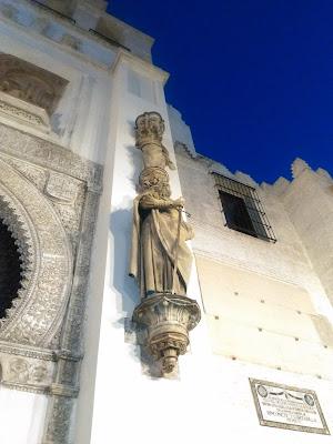 San Pablo Puerta del Perdón Sevilla